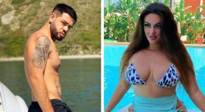 PLAS PRAPË SHERRI/ Noizy tha se është e lodhshme, reagon Enca: Kam diçka për të thënë (FOTO)
