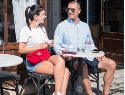"""""""MARK, SI KA MUNDËSI QË…""""/ Rudina Dembacaj na tregon pyetjen që i bën çdo mëngjes partnerit të saj dhe do habiteni (FOTO)"""