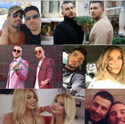 """""""TË PANDASHËM"""" EDHE NË KARRIERË/ VIP-at shqiptarë që janë """"familjarisht"""" në showbizzin shqiptar"""