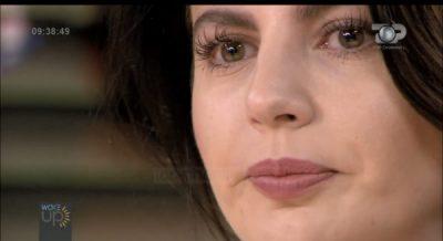 """""""NUK KAM HUMBUR BABANË, POR SHOKUN TIM…""""/ Rudina Dembacaj përlotet në ekran dhe prek me fjalët e ndjera për të atin (VIDEO("""