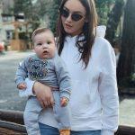 DY VJETORI I LINDJES SË RAIDEN/ Jona Spahiu publikon FOTOT nga festa gjigande që organizoi për vogëlushin