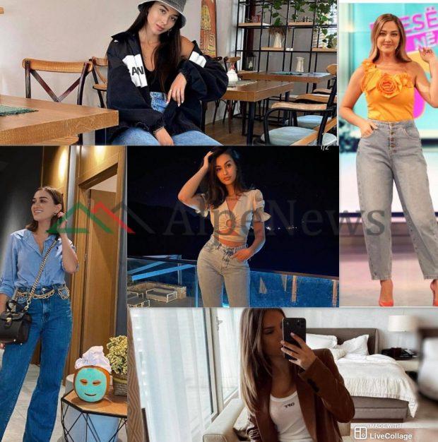 MODA E XHINSEVE TË GJËRA/ Ide kombinimesh nga vajzat e showbizit, sportive dhe klasike (FOTOT)