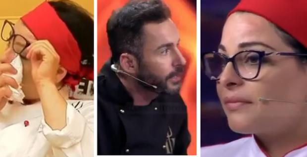 """""""O QORRE, NUK E PE TI…""""/ Renato i bërtet keq, konkurrentja shpërthen në lot në """"Hell's Kitchen"""" (FOTO+VIDEO)"""