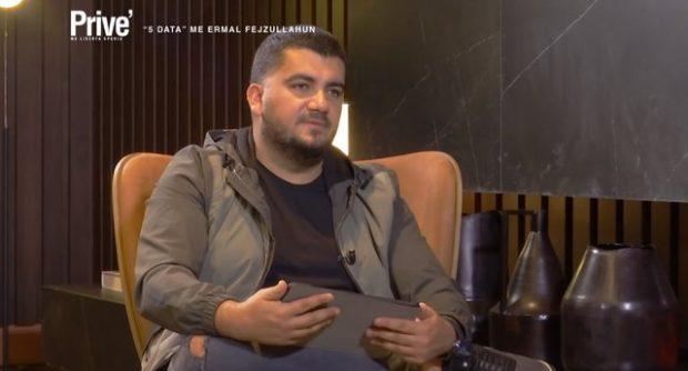 """""""PARA SE ME DAL NË SKENË, MU DUK SIKUR…""""/ Ermal Fejzullahu tregon si pësoi sulm paniku në dasmë (VIDEO)"""