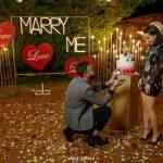 """I THA """"PO""""/ Alfio i propozon për martesë Fatmës dhe nuk mund të ishte më romantik se kaq (FOTOT)"""