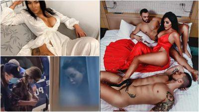 """PAS LIDHJES PROBLEMATIKE ME BIZNESMENIN/ Fjolla Morina në romancë në """"arrest shtëpie"""" me reperin 22-vjeçar (FOTO)"""