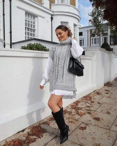 PERFEKTE PËR DITË TË FTOHTA/ Këto modele fustanesh nuk duhet të mungojnë në garderobën tuaj të dimrit
