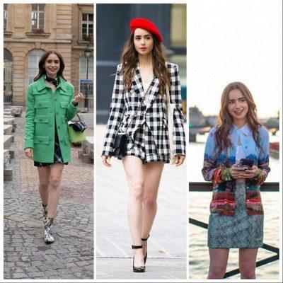 """""""EMILY IN PARIS""""/ Këto janë 16 veshjet ikonike që të magjepsin nga gardëroba e serialit"""
