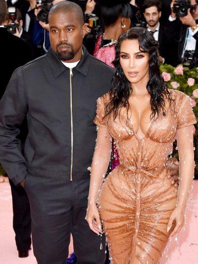 U PËRFOLËN SE U NDANË/ Kim e Kanye arratisen drejt një vendi magjik dhe duken më të lumtur se kurrë (FOTO)