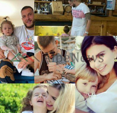 NGA EMRAT DERI TEK PORTRETET/ VIP-at shqiptarë që zgjodhën të përjetësojnë në një tatuazh dashurinë për fëmijët (FOTOT)