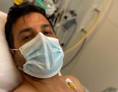 U INFEKTUA ME COVID-19/ Këngëtari i njohur shqiptar mesazh nga shtrati i spitalit: Kurrë se kam besuar këtë virus…
