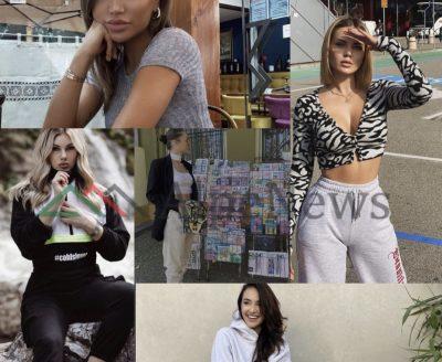 """I KEMI PARË VETËM """"CHIC""""/ Vajzat VIP që preferojnë të veshin dhe tuta (FOTOT)"""