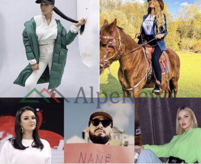 """""""MBRETI I DITËS"""" NË INSTAGRAM/ Është i vetmi mashkull mes femrave, Capital T kryeson listën me më shumë LIKE (FOTOT)"""