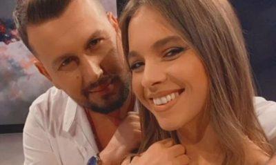 """URREHESHIN TEK """"PËRPUTHEN""""/ Del VIDEO, Shqipja dhe Mevlani puthje e përkëdhelje në shtrat"""