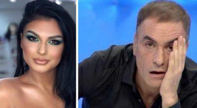 """""""TURP TË KESH""""/ Këngëtarja i kthehet ashpër Arian Çanit: Mos më provoko… (DEBATI)"""