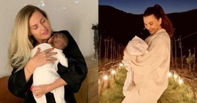 U BËNË NËNA PËR HERË TË PARË/ Dy Oltat tregojnë ndryshimin më të ëmbël e më të hidhur që kanë pësuar pas lindjes