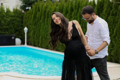 """""""BABI I EMIT…""""/ Jonida Vokshi zgjedh ta urojë Besnikun me FOTON e veçantë të vajzës"""
