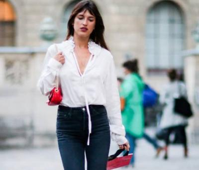 JU PËLQEN STILI FRANCEZ? Mësoni si të kombinoni këmishat në mënyrën më të veçantë për t'u dukur bukur