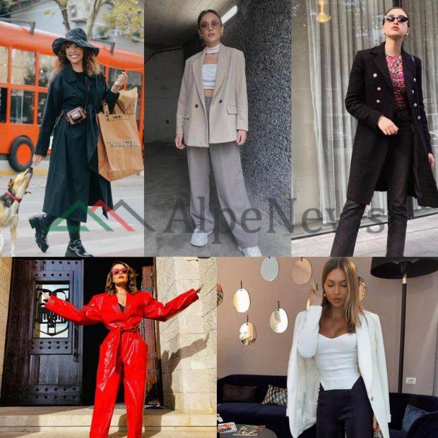 """STILI I VEÇANTË/ Njihuni me 5 vajzat e showbizzit që """"flasin"""" me veshjet e tyre (FOTOT)"""