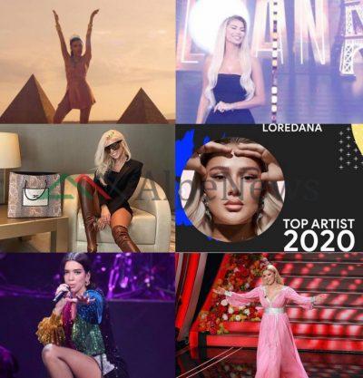 """VITI QË """"NUK"""" NDALOI SUKSESET/ 2020-ta VIP-ave që përjetuan emocione të thella në karrierë (FOTOT)"""