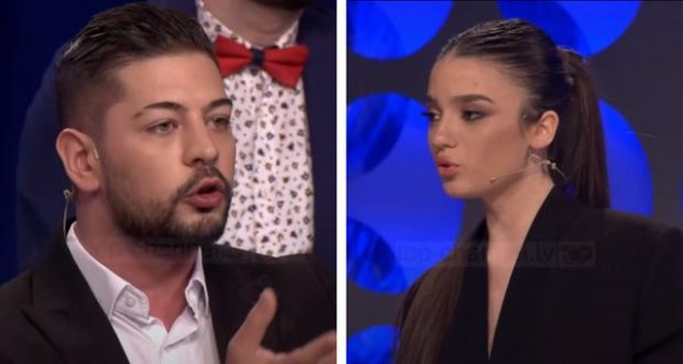 """""""MË VJEN TURP QË NDODHI KJO GJË""""/ Andi i kthehet keq Sindit: Për mua i humbe vlerat, patetike (FOTO)"""