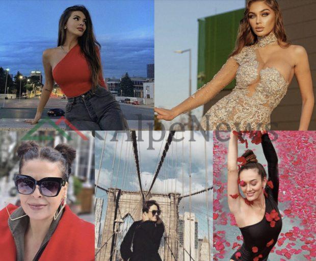 """""""MBRETI I DITËS"""" NË INSTAGRAM/ Arbana Osmani bën """"namin"""" me LIKET, ja renditja e e VIP-ave për sot (FOTOT)"""