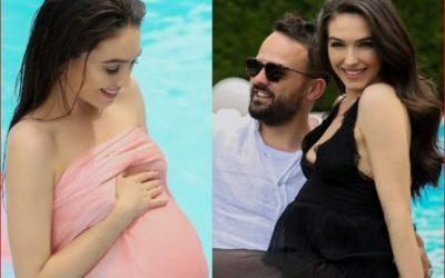 """""""KUR E MERRJA UN EMIN NË KRAHË VETËM QANTE""""/ Jonida Vokshi rrëfen momentet e vështira pas lindjes së vajzës"""