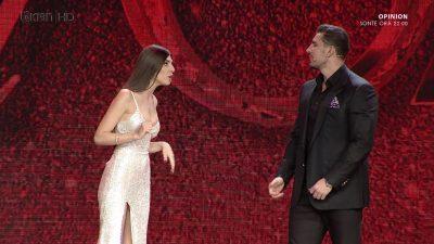"""""""PLAS"""" DEBATI LIVE/ U eleminua, reagon ashpër Silvana: Unë kërkoj burrë me B të madhe, ti je…."""