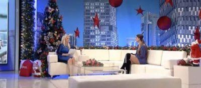 """""""FRIKËSOHET"""" RUDINA MAGJISTARI/ Kollitet në studio modelja e njohur, por ja çfarë i thotë moderatorja: Ka ardhur një kohë…"""