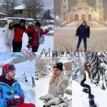 DËBORË DHE SKI/ Ja destinacioni më i preferuar i VIP-ave shqiptarë këtë fundjavë të ftohtë dimri (FOTOT)