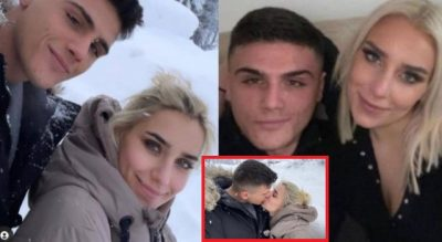 SKANDALI QË PO BËN XHIRON E RRJETIT/ Teas i nxjerrin fotot duke u puthur me Beartin