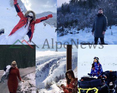 ARRATISJET E DIMRIT/ Ja ku kanë zgjedhur VIP-at shqiptarë të relaksohen në këto ditë të ftohta (FOTOT)