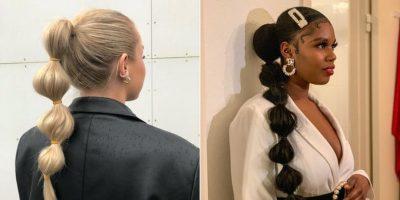 JU DUHEN VETËM 5 MINUTA/ Ja si ta realizoni bishtin më të famshëm të flokëve (FOTOT)