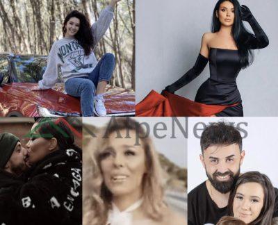 """DITA E TË DASHURUARVE/ Ja si kanë zgjedhur VIP-at shqiptarë të urojnë """"Shën Valentinin"""" (FOTOT)"""