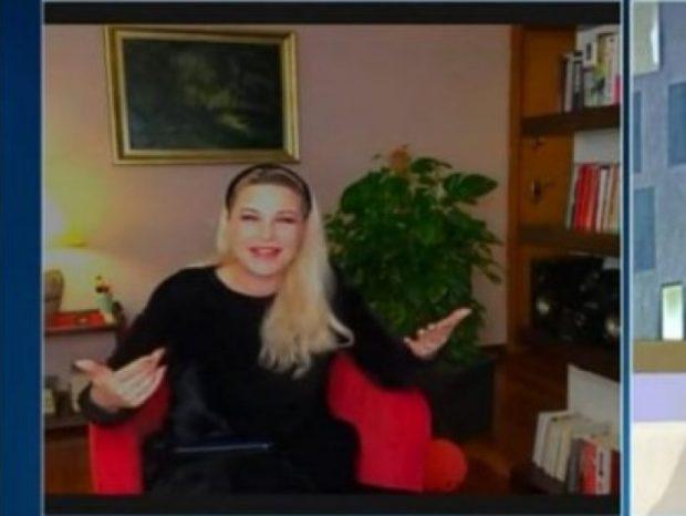 """""""KAM FILLUAR MJEKIMIN ME…""""/ Rudina Magjistari dhe bashkëshorti i saj infektohen me COVID-19 (FOTO)"""