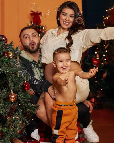 ZËRI FESTON SOT 2 VJETROIN/ Elita sapo na tregoi me këto FOTO super festën e organizuar për djalin: S'po du…