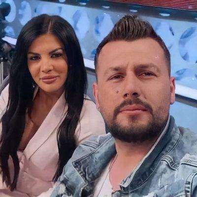 """""""NUK MË INTERESON ASNJË TJETËR""""/ Ledjana dhe Mevlani deklarohen për njëri-tjetrin"""