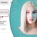 """SUKSES I JASHTËZAKONSHËM/ Këngëtarja shqiptare, Ava Max renditet e para në botë në """"iTunes"""""""