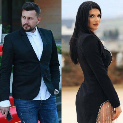 """""""E BUKUR SIKUR ZANA…""""/ Mevlani i këndon Ledianës në koncert dhe e përqafon (VIDEO)"""