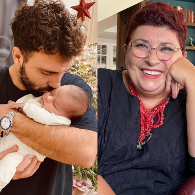 """""""GJYSHE, SA HERË…""""/ Ledri Vula i bëri dhuratën më të bukur nënës së tij në emër të Poem Blu"""
