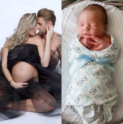 U BË NËNË PËR HERË TË PARË/ Afërdita Dreshaj publikon FOTON kur ka qenë e vogël dhe djali qenka kopja e saj
