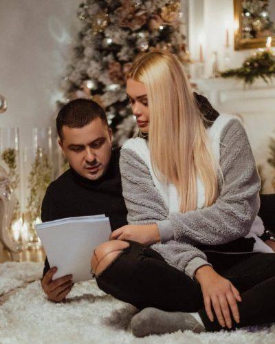 """""""DASHURIA IME…""""/ Eni Koçi dhe Genc Prelvukaj sapo na treguan me këtë FOTO se si po e festojnë 4 vjetorin e lidhjes"""