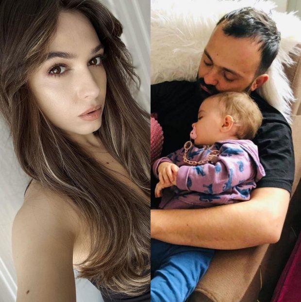 """""""SA SHPEJT PO RRITESH…""""/ Në 10 mujorin e lindjes së vajzës Jonida Vokshi i dedikon fjalë të bukura"""