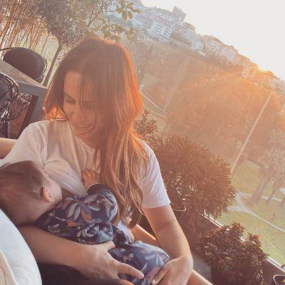 """""""NË FILLIM U STRESOVA…""""/ Arbana Osmani poston FOTON 10 ditë pas lindjes së Diellit dhe ka një mesazh për ndjeksat"""