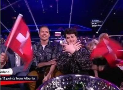 NATA E SHQIPONJAVE/ Kush është shqiptari që u rendit i treti në Eurovision