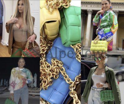 DO E ADHURONI/ Kjo është çanta që po preferojnë vajzzat VIP këtë sezon (FOTOT)