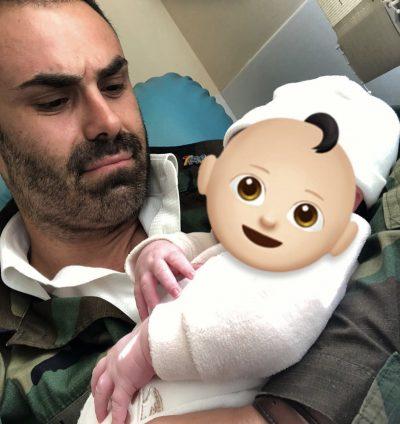 """""""PËR MOMENTIN NUK…""""/ Landi Hysi bëhet baba për herë të parë (FOTO)"""
