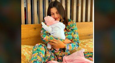 """""""JU NUK KENI PARË BABIN…""""/ Eliona Pitarka zbulon kujt i ngjan më shumë vogëlushja (FOTO)"""