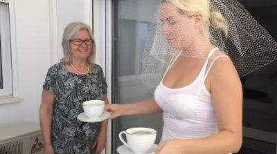 """""""2 ORË PARA…""""/ Të nusërosh si Vesa, këngëtarja zbulon emocionet para dasmës dhe provat e kafesë"""