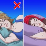 KUJDES! 6 arsye pse nuk duhet të flini gjumë me flokë të lëshuar